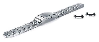 Chris Benz Metal Strap For One Lady 200m 14 mm Silver