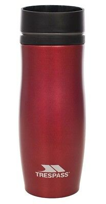 Trespass Magma400 Thermal Cup 0.4 Liters Bright Red