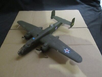 Corgi B-25 Mitchell 02344 U.s.army (1:72 Scale) Unboxed Lot A75
