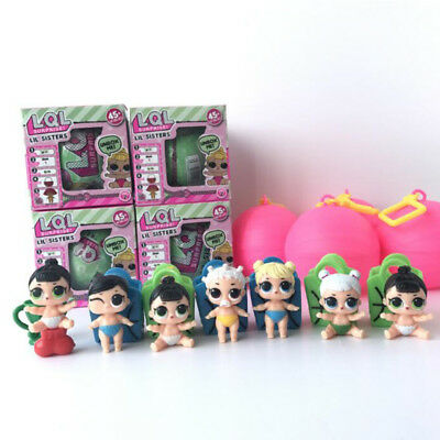 LOL Surprise L.O.L Doll Series 1 -5 Layers of Fun1 Dolls,Blind Mystery Ball Toy