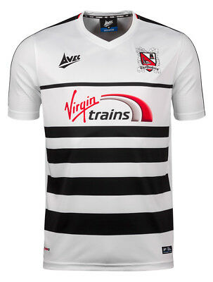 Camiseta shirt oficial Darlington FC 2017/2018 talla L