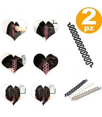 Serpente Accessori Per Capelli French Treccia Criss Crosser Acconciatura Donna