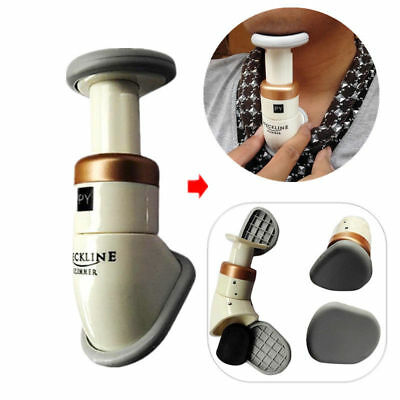 Neckline Slimmer Exerciser Massager Thin Jaw Double Thin Neck Reduce