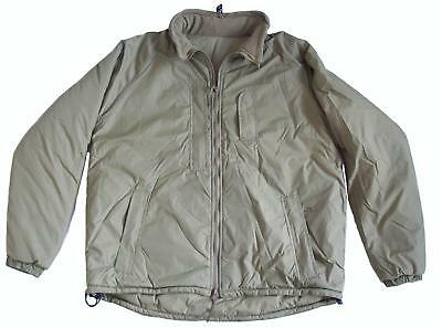 PCS Thermal Jacket New Cold weather British Army Issue Light Olive Softie ~ New