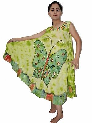 New Wholesale Lot  5 Pcs Maxi Gown One Size Plus Dress Tunic Assorted Women NN