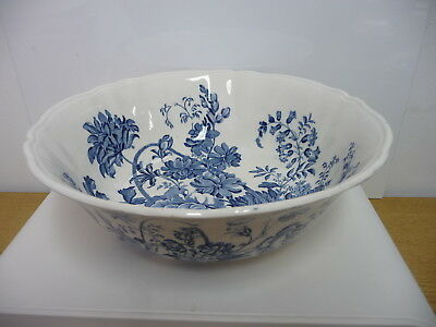 Vintage Alfred Meakin Charlotte Large Vegitable Serving Bowl