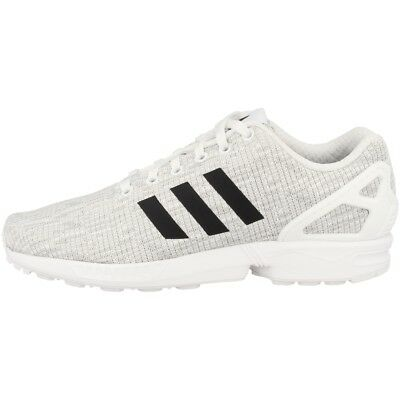 the best attitude 06e07 3979c Adidas ZX Flux Schuhe Originals Sneaker BY9413 white black grey ZX750 700  850