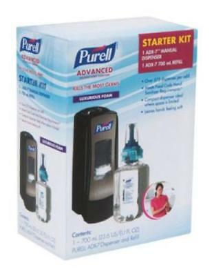 Purell 8705-D1 Advance Instant Hand Sanitizer Foam Refill And Dispenser Kit, 23.