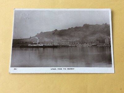 Upnor.  From The Medway.  Kent.