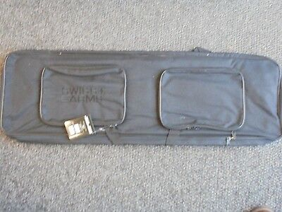 Swiss Arms Sotair  Tactical Gun Bag 120 cms  X 30 CM Black Rifle Case