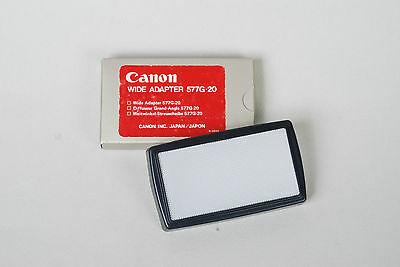 Canon  Wide Adapter 577G-20   Nuovo
