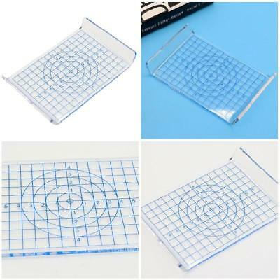 Transparent Scale Board Acrylic U-shaped Thickened Polymer Clay Mud Dough Mats