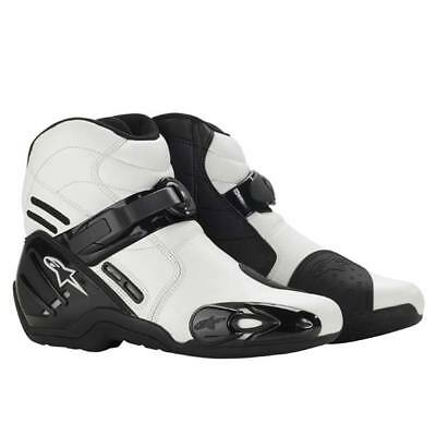 Alpinestars SMX-2 Vented Low Street Boots White 38 EUR