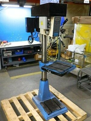 """Vectrax Variable Speed Drill Press 20"""" Swing 2000 Max. RPM 120v Single Phase"""