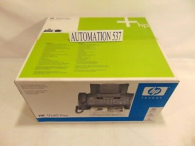 New Hp 1040 Fax