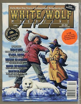 White Wolf Magazine #42 NM 9.4