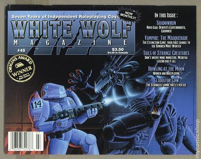 White Wolf Magazine #45 VF- 7.5