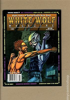 White Wolf Magazine #49 VF+ 8.5
