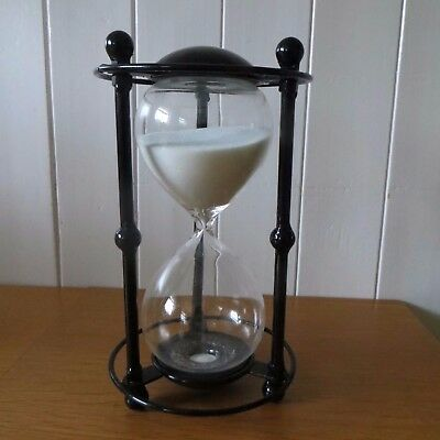 Large 30 Minute 1/2 Half Hour Sand Timer Ideal Decoration Home / Office Ect