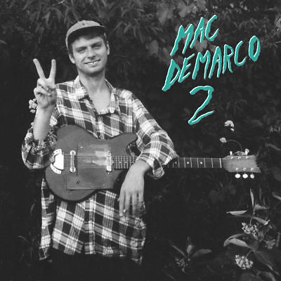 Mac DeMarco 2 (TWO) +MP3s & Poster CAPTURED TRACKS New Sealed Vinyl Record LP