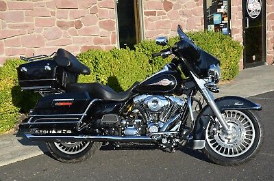 2013 Harley-Davidson Touring  2013 Harley Davidson Electra Glide Classic FLHTC True Duals Thundermax Tuner 9k