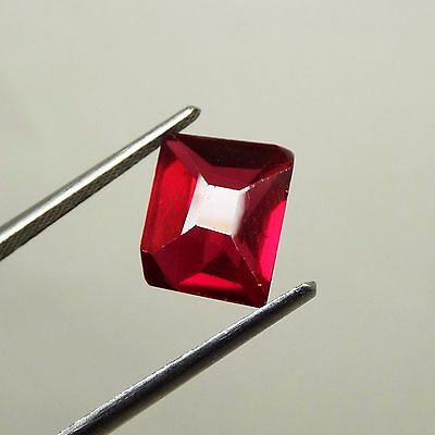 6.60 Cts. Awesome Aaa Blood Red Ruby Emerald Loose Gemstone A