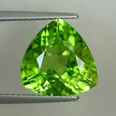 1.18 Cts Unheated Earthmined Parrot Green Color Natural Peridot-Vs
