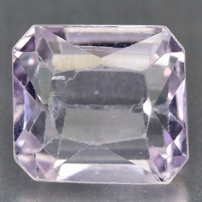 4.03 Cts Dazzling High Quality Aaa Pink Color Natural Kunzite Gemstones