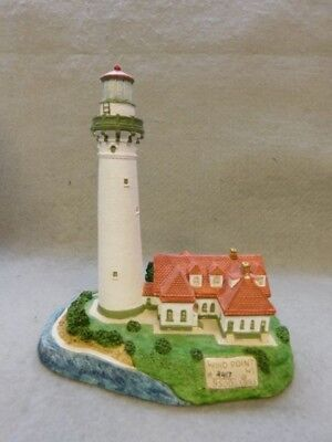 """Harbour Lights """"wind Point"""" Wisconsin Lighthouse Sculpture #154"""