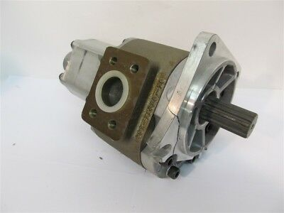 CAT / Mitsubishi 92071-25100, Forklift Hydraulic Pump - DAMAGED