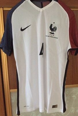 Maillot Pays Bas France Varane Player Version L Worn