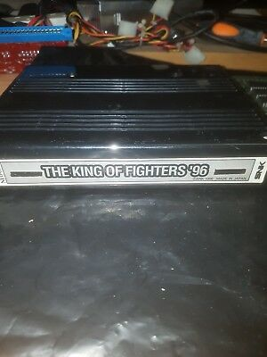 King of Fighters 96 SNK Neo geo MVS Game cart 100% working Original Cart