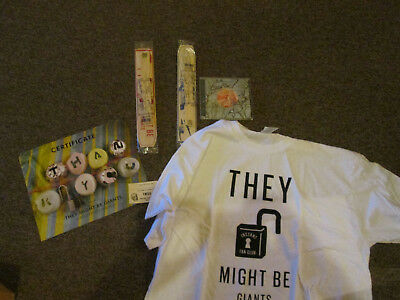 They Might Be Giants 2015 Fan Club boxset Part 1