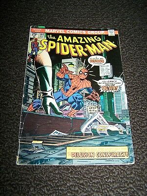 The Amazing Spider-Man #144 (May 1975) Full appearance of Gwen Stacy clone