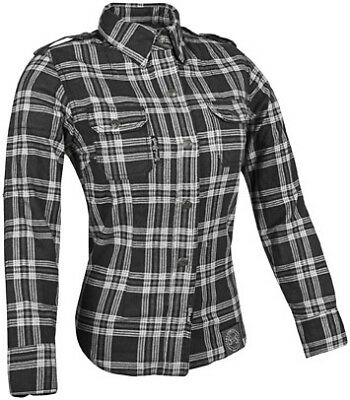 Speed & Strength Smokin' Aces Womens Shirt Gray