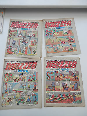 Whizzer and Chips classic uk comics 1969 to 1971 (135 issues)