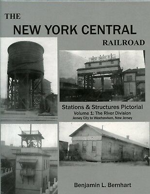New York Central Railroad stations, structures & marine equipment