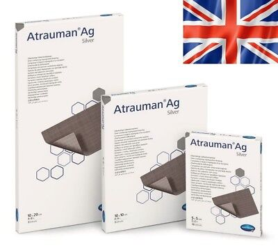 Atrauman AG Impregnated Dressing | All Sizes & Quanity | TRUSTED UK SELLER