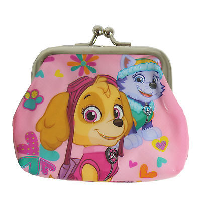 Children's Character PVC Metal Clasp Coin Purse - Paw Patrol