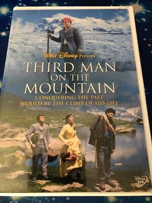 The Third Man on the Mountain (DVD, 2004)