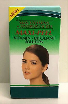 Maxi-Peel Vitamin Exfoliant Solution 60ml - Level 3 (from £9.99 to £24.00)