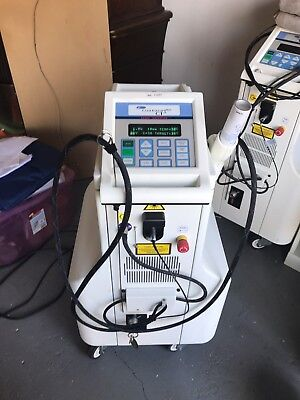 2010 Cooltouch CT3 Infared Nd Yag 1320nm with CoolBreeze Handpiece