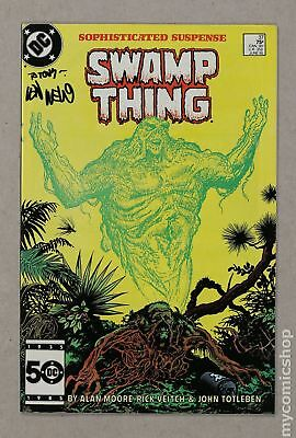 Swamp Thing (1982 2nd Series) #37 FN- 5.5