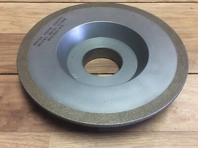 "Winter 10 "" Diamond Wheel W. 2 1/4"" Hole"