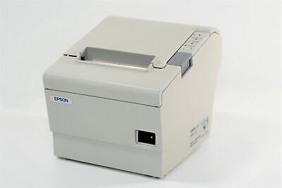 Epson TM-T88IV Thermo Bon Drucker TM-T88-IV TMT88 Thermobondrucker Kassen