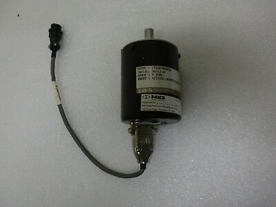 MKS Baratron Type 127 127AA-00001A Pressure Transducer 1 TORR + Cable