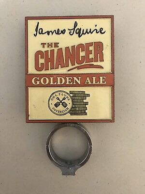 James Squire Chance Golden Ale Metal Beer Decal