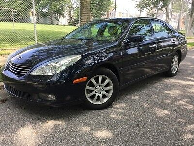 2004 Lexus ES Base Sedan 4-Door 2004 LEXUS ES Used 3.3L V6 24V Automatic FWD Sedan