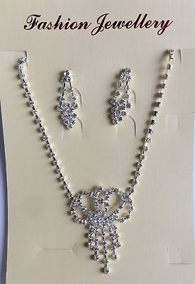 Choker Necklace Set Earrings bridal jewelry Wedding Bridesmaid African Jewelry
