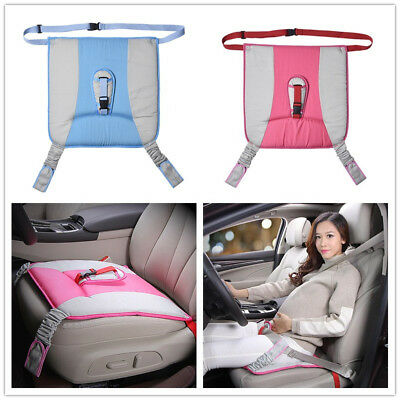 Car Seat Cover Cushion For Pregnant Women Safety Belt Protection Breathable Safe